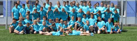 II. ročník fotbalového kempu mládeže