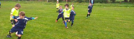 Nejmenší fotbalisté se sešli v Černíči