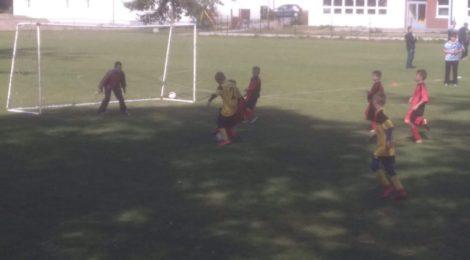 Pátý turnaj hostilo Jamné