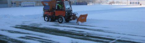 Zimní příprava má zelenou