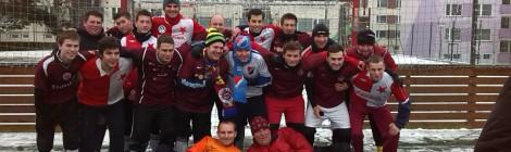 Silvestrovské derby vyhráli příznivci Sparty